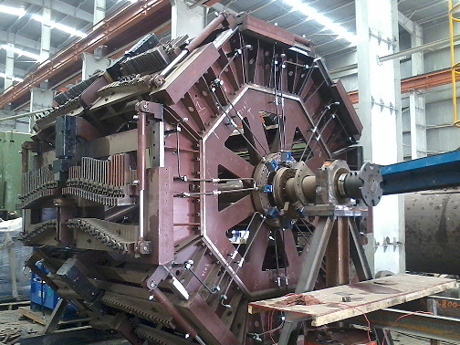 Heavy Fabrication Work Capacity