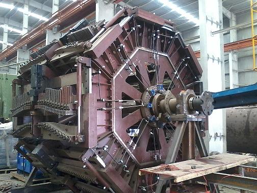 Heavy Fabrication Work Capacity