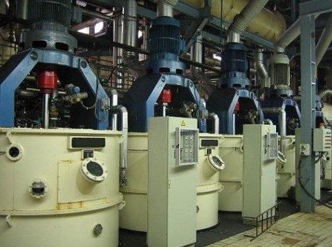 Process Equipment Centrifugal Machines Manufacturers