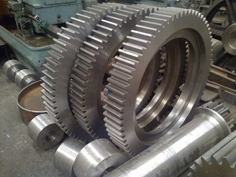 Gears Pinion Shafts Manufacturers