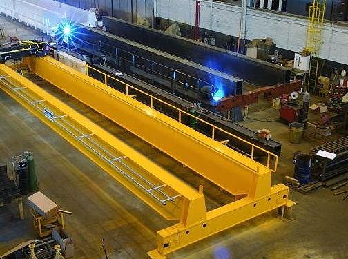 Heavy Cane Fabrication Work