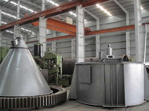 Custom Made Equipment Fabrication