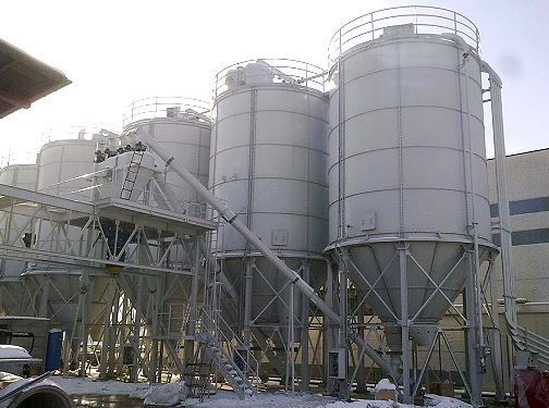 Process Equipment Storage Silos Manufacturers